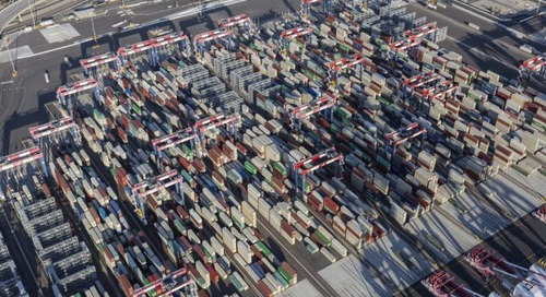 In Trump's trade war with China, west coast ports are 'gummed up'