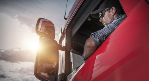 Driver shortage 'not a big deal', although wages are on the rise