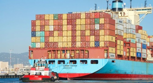 Maersk first to cancel GRI and cut transpacific rates as China wades in