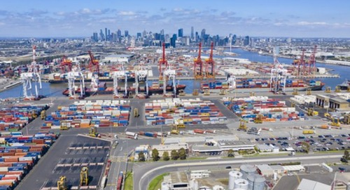 Logistics protests as Melbourne lockdown puts the brakes on supply chains