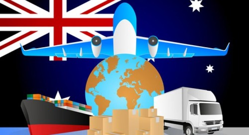 Mixed fortunes for Australian trade: air freight subsidies but ocean constraints