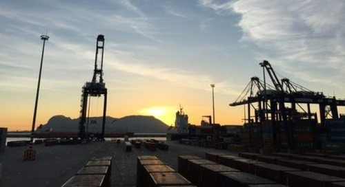 CMA CGM takes 49% stake in HMM's Algeciras container terminal