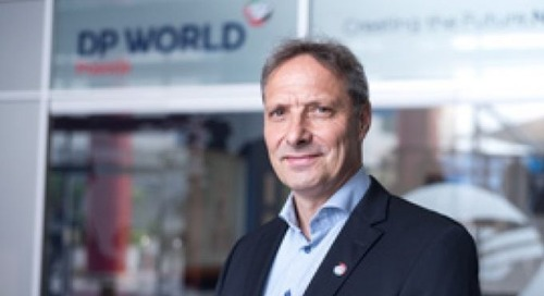 Ernst Schulze takes over at DP World UK as Chris Lewis retires