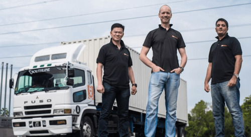 Ezyhaul raises $16m to expand trucking app into Indonesia and the Philippines
