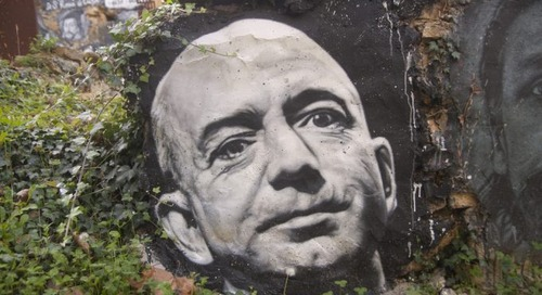 SA: Bezos sells nearly $500m in AMZN stock