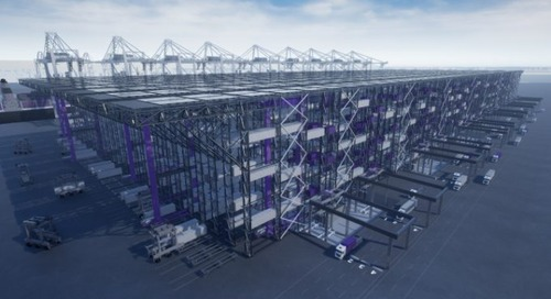 High Bay Storage could be a solution to container terminal capacity issues