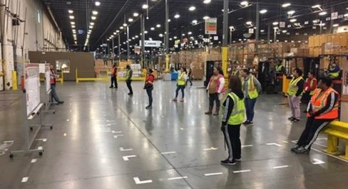 XPO Logistics puts employee safety first during Covid-19