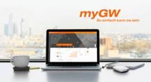 Gebrüder Weiss launches myGW customer portal