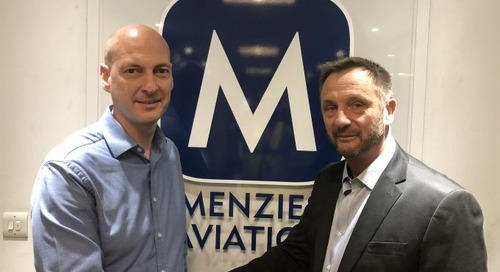 Menzies Aviation strengthens cargo team with two major appointments