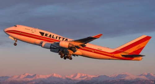 With no slots, Kalitta Air may be forced to end 15-year residency at Schiphol