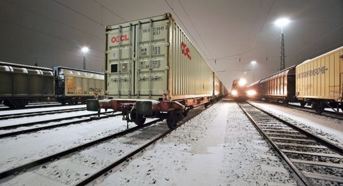 Asia-Europe airfreight traffic could be permanently lost to rail or sea