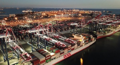 Trade war still hitting US west coast ports, but tariff delay is better news