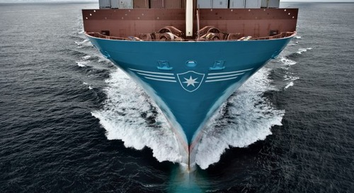 Maersk reports a 'quarter of solid progress' as profits rise