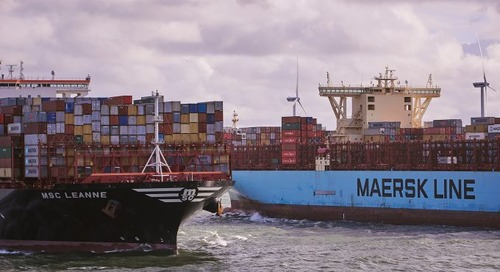 MSC vs Maersk: one line to rule them all