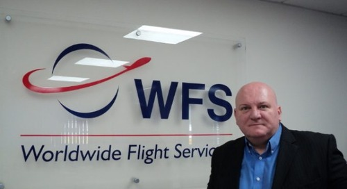 WFS appoints Paul Carmody to head UK cargo operations