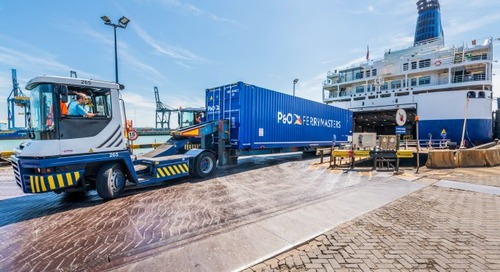 P&O launches Tilbury-Calais service to beat Dover congestion