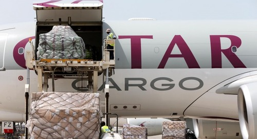 Qatar Airways Cargo pledges to move '1 million kilos' of humanitarian aid for free