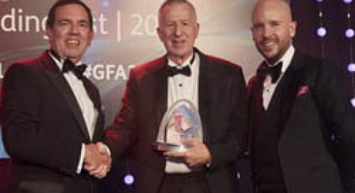 Lifetime achievement award for BIFA's Robert Keen