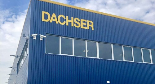 Dachser's new logistics centre in the North of England is now operational
