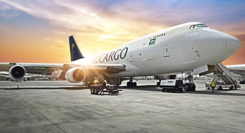 Saudia Cargo adds a 747-400F, bringing the total number of freighters to seven