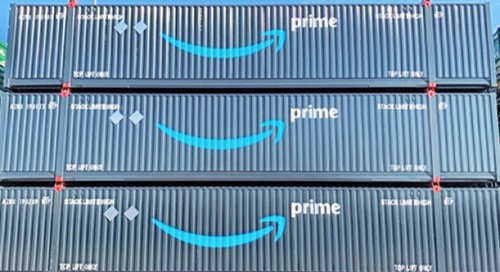 Amazon container order another move toward 'dominating US logistics'