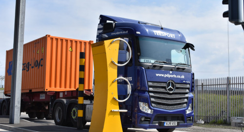 Teesport on track to support trade growth as haulier booking system hits milestone