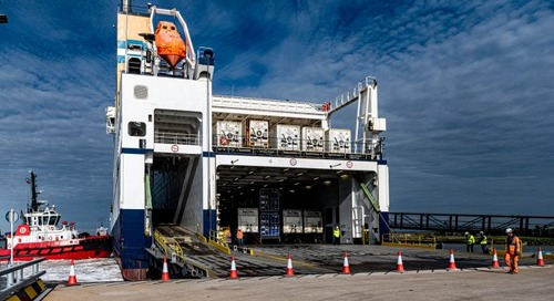 Tata virtually implements TCS DynaPORT at Tilbury2 ro-ro terminal