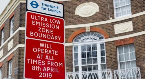 Day one for London's new emissions zone and operators fear for their businesses