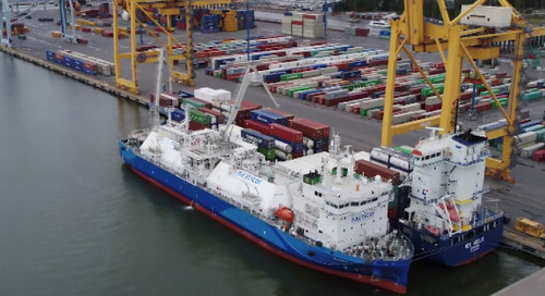 Unifeeder vessel to trial synthetic natural gas as a 'climate-neutral' fuel for box ships
