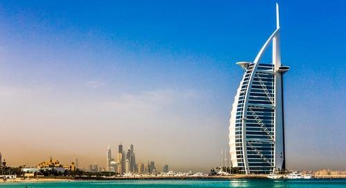 Menjajal Tujuh Hotel Tertinggi di Dunia