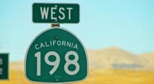 Good News for California's Housing Market