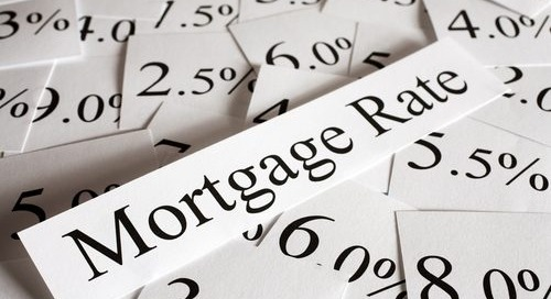 Mortgage Rates Break From New Norm