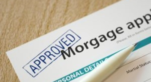 """Renewed Uncertainty"" Hits Mortgage App Rates"