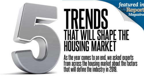5 Trends that Will Shape the Housing Market