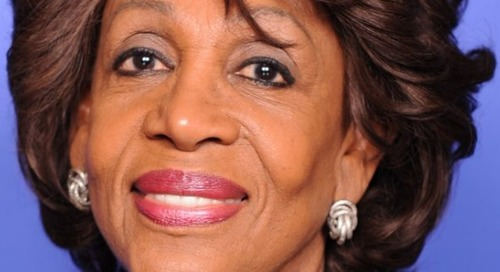 Waters Asks Financial Institutions to Aid Shutdown-Impacted Borrowers