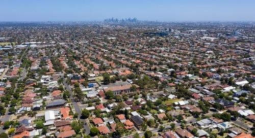 Housing Market Indicators Reflect Regional Political Leanings