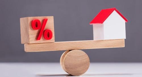 Mortgage Rates Show Slight Uptick