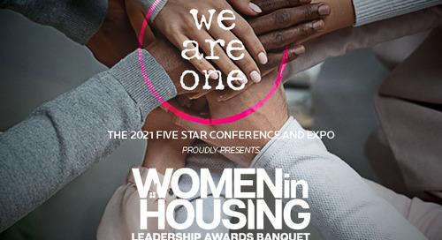 2021 Women in Housing Leadership Awards
