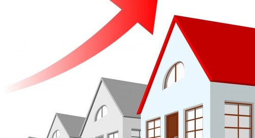 Home Prices Rise as Inventory Shrinks