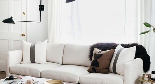 TIMELESS THREE-SEATER SOFAS UNDER $1000