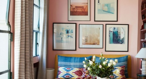 THE SECRET TO A (REALLY) GOOD GALLERY WALL