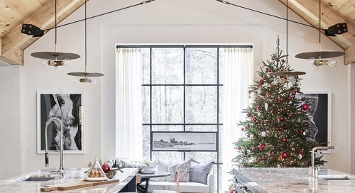 FIRST LOOK: HOME FOR THE HOLIDAYS SHOWHOUSE 2019
