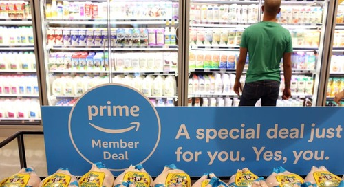 What The Experts Think Of Amazon's Supermarket Expansion Plans