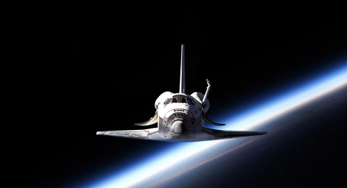 Supply chain of everything: space, the final supply chain frontier