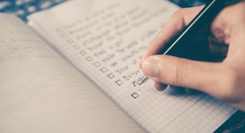 GDPR Checklist: 12 Essential GDPR Learnings
