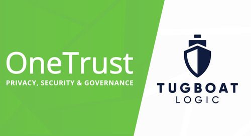 Tugboat Logic to Join Forces With OneTrust