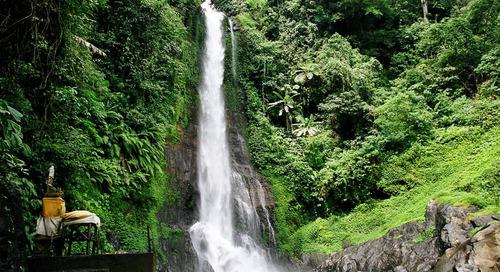 5 Air Terjun Indah di Bali