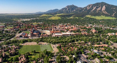 The University of Colorado Boulder Selects The Washington Center to Administer CU in D.C. Program