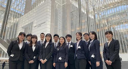 5 Key Takeaways from Week 1 of Building the TOMODACHI Generation Morgan Stanley Ambassadors Program