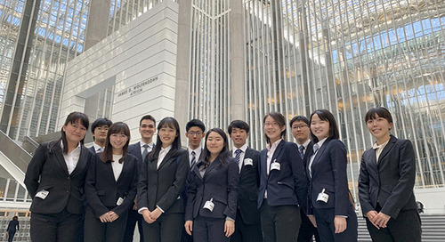 5 Key Takeaways from Week 1 of Building the TOMODACHI Generation Morgan Stanley Ambassadors Program